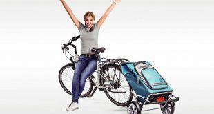 Einkaufsroller 310x165 - Einkaufsroller lässt sich einfach ans Fahrrad hängen