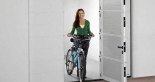 Garagentor 310x165 - Garagentore mit einer zusätzlichen Tür sind besonders praktisch